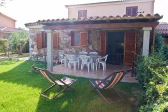 Casa vacanza San Teodoro residence Gallura 2 villetta caposchiera